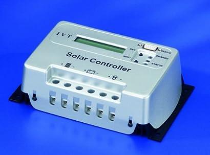 Makita Entfernungsmesser Opel : Ivt solar controller 12v 24v 20 a modul laststrom mit display