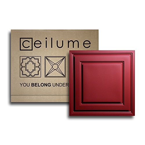 10-pc-ceilume-stratford-merlot-feather-light-2x2-lay-in-ceiling-tiles-for-use-in-1-t-bar-ceiling-gri