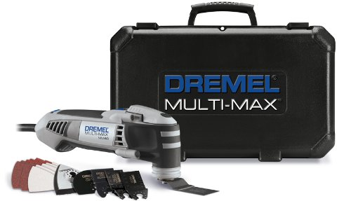 Read About Dremel MM40-01 2.5 Amp High Performance Oscillating Tool Kit