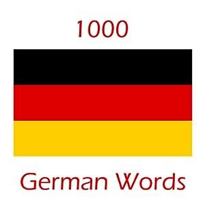 Learn 1000 German Words | [Barbara Stolt]