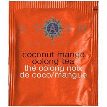 Coconut Mango Oolong Tea