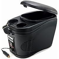 Black & Decker TC212B Portable 12V DC 12 Can 2.3 Gallon Capacity Travel Cooler / Warmer (Black)
