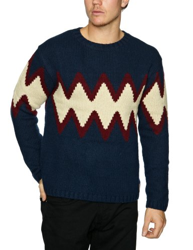 Cottonfield Chief Men's Jumper Pattern Small