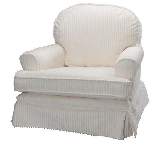 Baby Glider And Ottoman front-117517