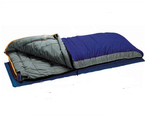 Ultracamp Deluxe Adult Single Sleeping Bags With Stuff Sack