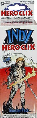 Heroclix Indy Booster Pack