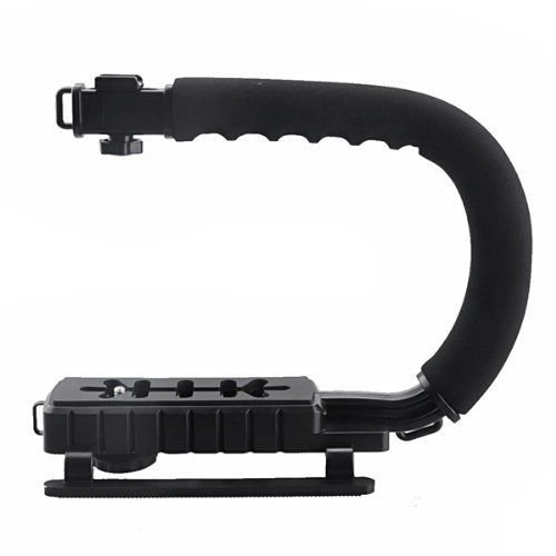 eachshot-pro-camera-camcorder-stabilizing-stabilizer-handle-grip-for-dslr-dv-video-black