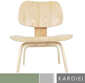 Kardiel Eames Style Plywood Chair, Natural