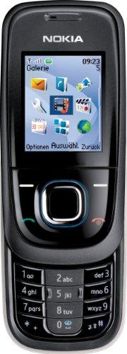Nokia 2680 slide slate gray (GPRS, VGA-Kamera, UKW-Stereo-Radio, Bluetooth, Organizer) Handy
