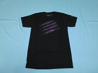 Team Mad Catz Tシャツ 2012 黒/紫 S