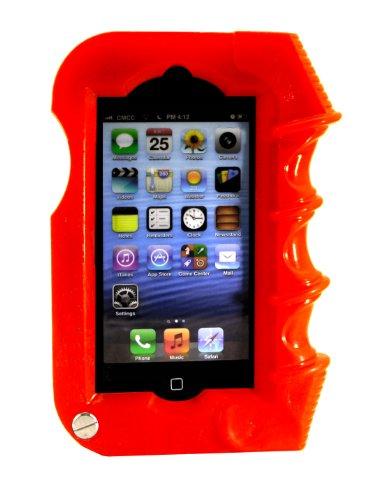 Best Price Shockcase Red Pistol Grip iPhone 5 Case