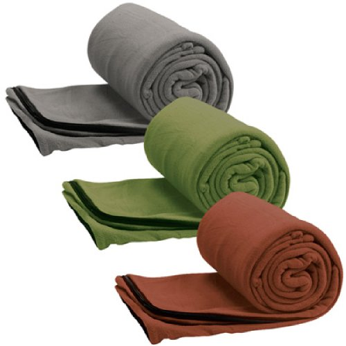 Coleman Stratus Fleece Sleeping-Bag Liner (Color