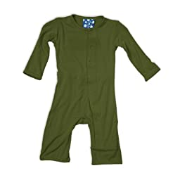 KicKee Pants Coverall in Moss, 4T