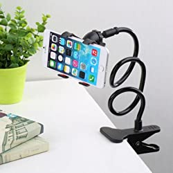 DELHITRADERSS Universal Flexible Long Arms Lazy Bed Desktop Car Mobile Phone Holder Stand