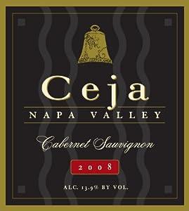 2008 Ceja Vineyards Napa Valley Cabernet Sauvignon 750 mL