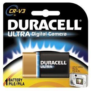 Duracell Ultra Photo Cr -V3