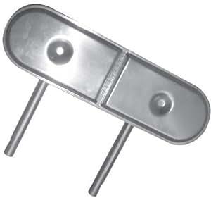Acero inoxidable Quemador de Gas Grill Modelo Charbroil 463611011