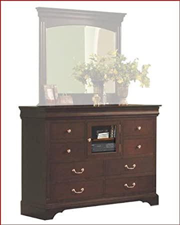 Winners Only Tall Dresser Renaissance in Espresso WO-BRX1046T