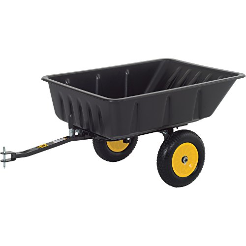 Polar Trailer 9393 LG7 Lawn and Garden Utility Cart - Load Size 10 Cubic Feet (Trailer Cart compare prices)