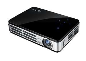 Vivitek Qumi Q2 300 Lumen WXGA HDMI 3D-Ready Pocket DLP Projector (Black)