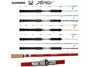Shimano Terez TZS69H Spinning Rod - Pearl White by Shimano