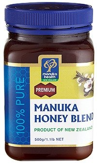 100% Raw Certified Manuka Honey From New Zealand, 1lb
