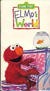 Amazon.com: Elmo's World [VHS]: Sesame Street: Movies & TV