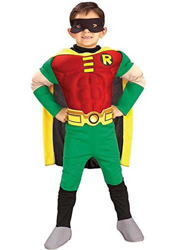 Robin Child Deluxe Toddler Costume - Toddler Halloween Costume