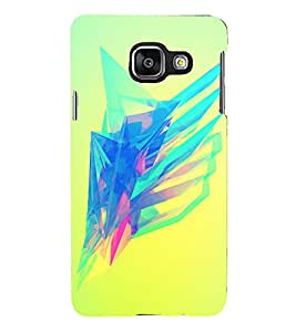 PRINTSHOPPII DESIGN OTHER COLOUR Back Case Cover for Samsung Galaxy A3 (2016) Duos