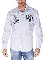 Giorgio di Mare Camisa Hombre (Azul Claro)