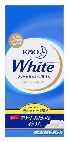 花王ホワイト バスサイズ 6コ
