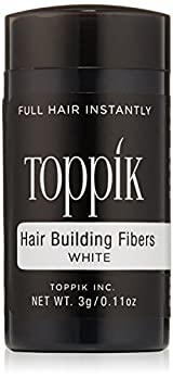 TOPPIK Hair Building Fibers, White