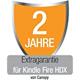 Extragarantie [2 Jahre] mit Unfall- und Diebstahlschutz für den neuen Kindle Fire HDX, nur Deutschland