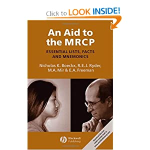 An Aid to the MRCP: Essential Lists, Facts and Mnemonics 419taw7hK4L._BO2,204,203,200_PIsitb-sticker-arrow-click,TopRight,35,-76_AA300_SH20_OU01_