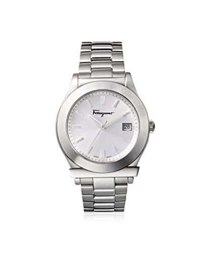 Salvatore Ferragamo Men's FF3960014 1898 Silver Stainless Steel Watch