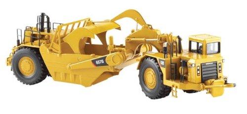 Norscot Cat 657G Wheel Tractor Scraper 1:50 scale