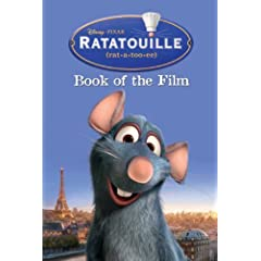 JYHS Library Blog: Ratatouille (Book of the Film)