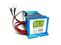 Battery Life Saver BLS-48N 48v Battery System Desulfator Rejuvenator by Battery Solutions & Innovations, Inc.