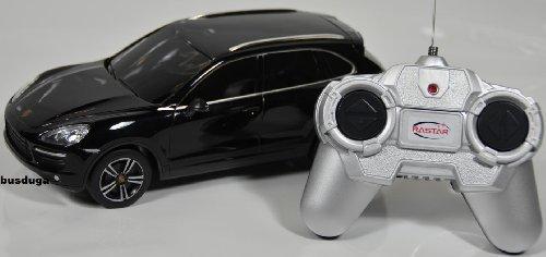 RC Porsche Cayenne Turbo – Maßstab.: 1:24 – ferngesteuert – komplett Set – Farbe.: schwarz – LIZENZ-NACHBAU kaufen