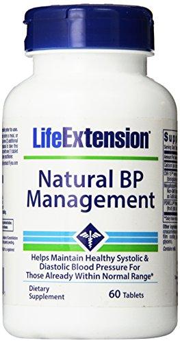 Life Extension Natural BP Management, 60 tablets
