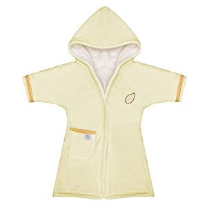 Abrazo Abrazo Robe 1 Año Maya Luz Amarilla