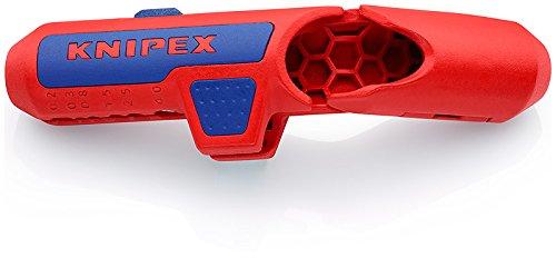 Knipex 16 95 01 SB Utensili Spelacavi Ergostrip