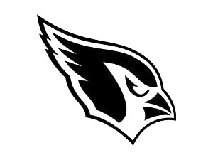 Black And White Cardinals Logo Pictures To Pin On