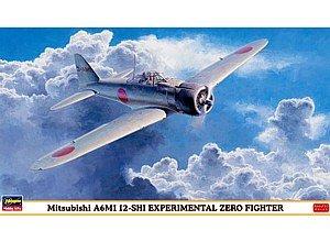 1/48 三菱 A6M1 十二試艦上戦闘機