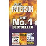 3 book box set collection - honeymoon, judge & jury, 5th horseman - james patterson no 1 bestseller