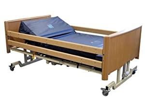 Bariatric Bradshaw Low Line Fully Adjustable Electric Homecare Hospital Bed