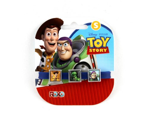 Roxo Toy Story 3 Charm, Small