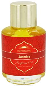Sunshine Spa Perfume Oil Jasmine -- 0.25 fl oz