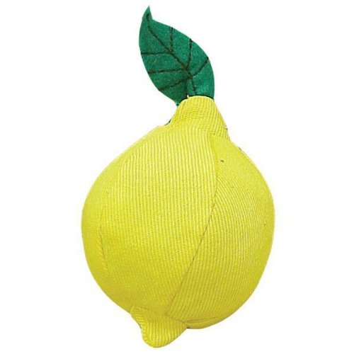 Image Yeowww! 100% Organic Catnip Toy, Sour Puss! Lemon