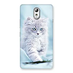 Cutest Looking Kitty Back Case Cover for Lenovo Vibe P1M
